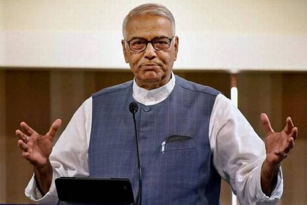 AAP In Talks With Yashwant Sinha, Wants Him To Contest From New Delhi LS Seat: Report