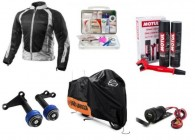 Must-have Accessories For Your New Two-wheeler