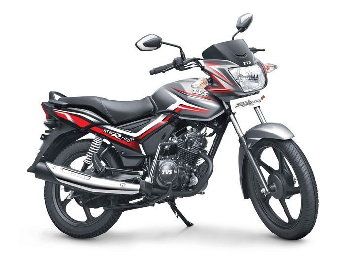 TVS Star City+ With SYNC Braking Technology Launched