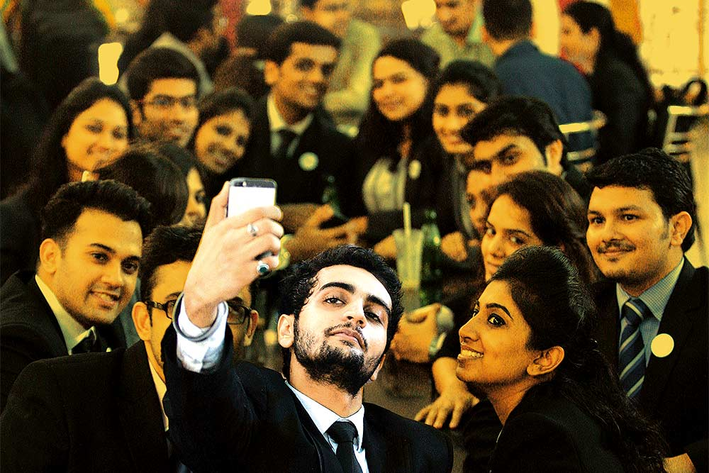 Outlook-Drshti Survey: Top 100 B-Schools In India