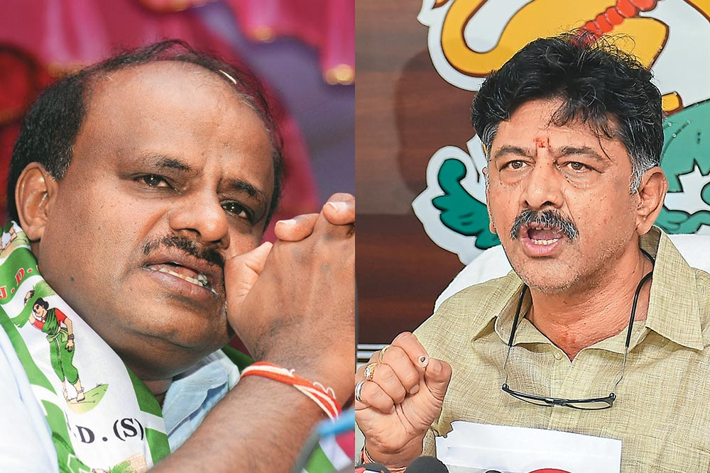 For JD(S)-Congress Alliance, All's Well, But Only So Far