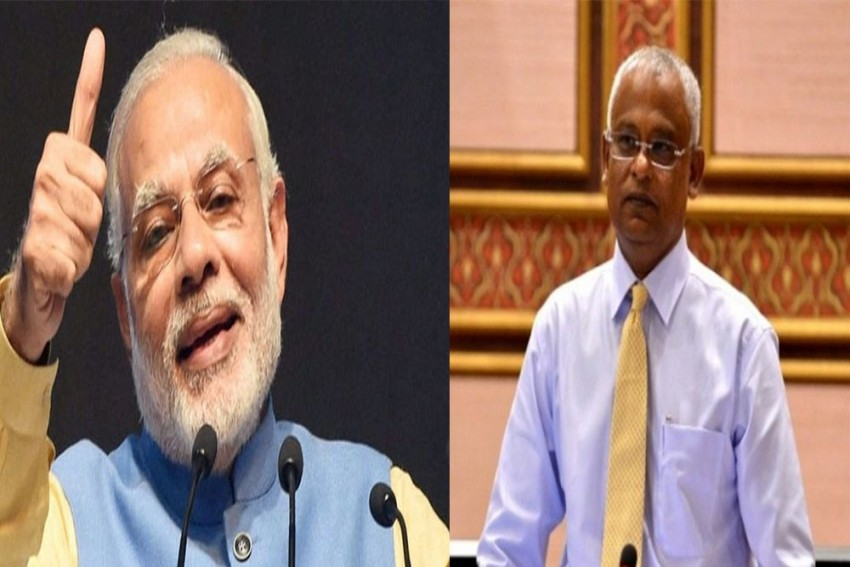 Maldives' President-Elect Ibrahim Solih Invites PM Modi For Swearing-In Ceremony