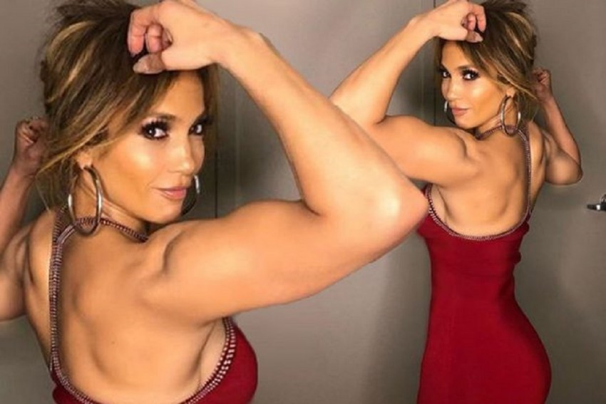 Jennifer Lopez Says She Is A Superhero Without A Cape