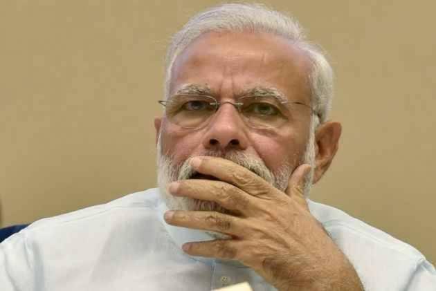 Pulkit Maharaj, Who Claimed To Be PM Modi's 'Spiritual Guru' Arrested After PMO Complaint