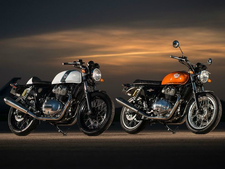 Royal Enfield 650 Twins Vs Harley-Davidson Street 750: Spec Comparison