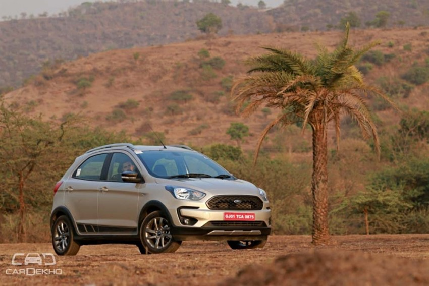 Ford Freestyle Prices Increased; Now Starts At Rs 5.23 Lakh