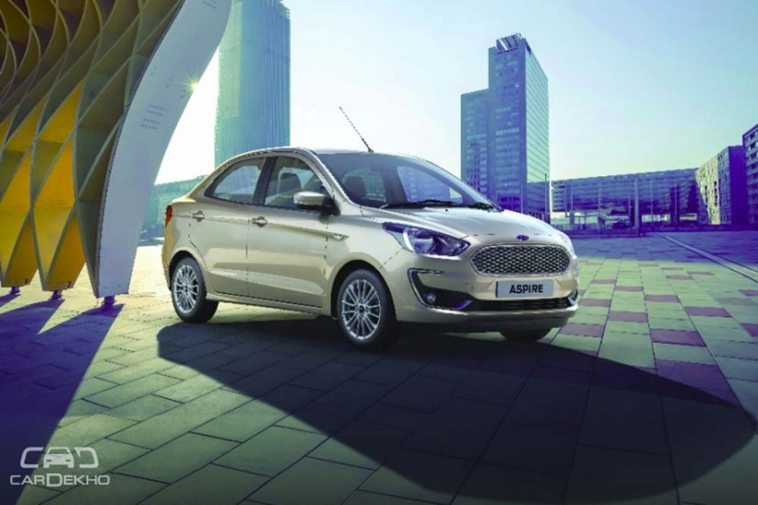7 Things To Know About 2018 Ford Aspire