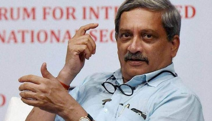 Manohar Parrikar Conferred Honorary Doctorate By NIT Goa