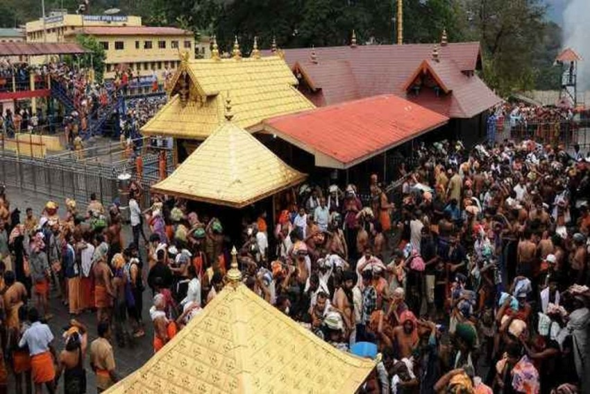 Should Women Of All Ages Be Allowed Into Sabarimala Temple? SC To Decide Today