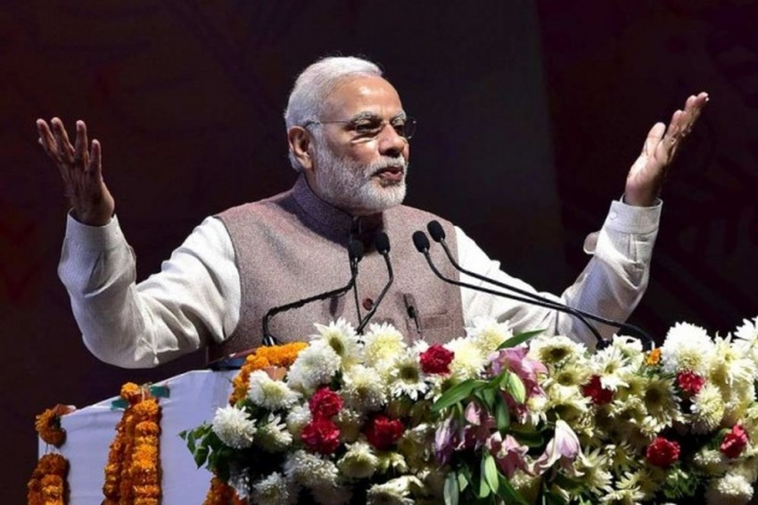 PM Modi Insists On The Importance Of Character Building Over Literacy