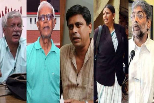 'Urban Naxals': SC To Resume Hearing On Arrest Of Five Activists