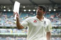 Alastair Cook Announces Retirement From International Cricket