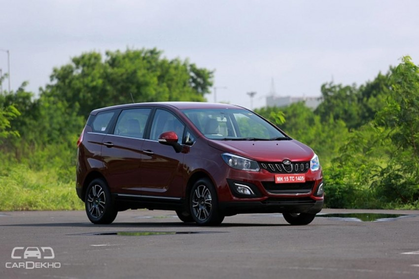 Mahindra Marazzo Launched; Prices Start From Rs 9.99 Lakh