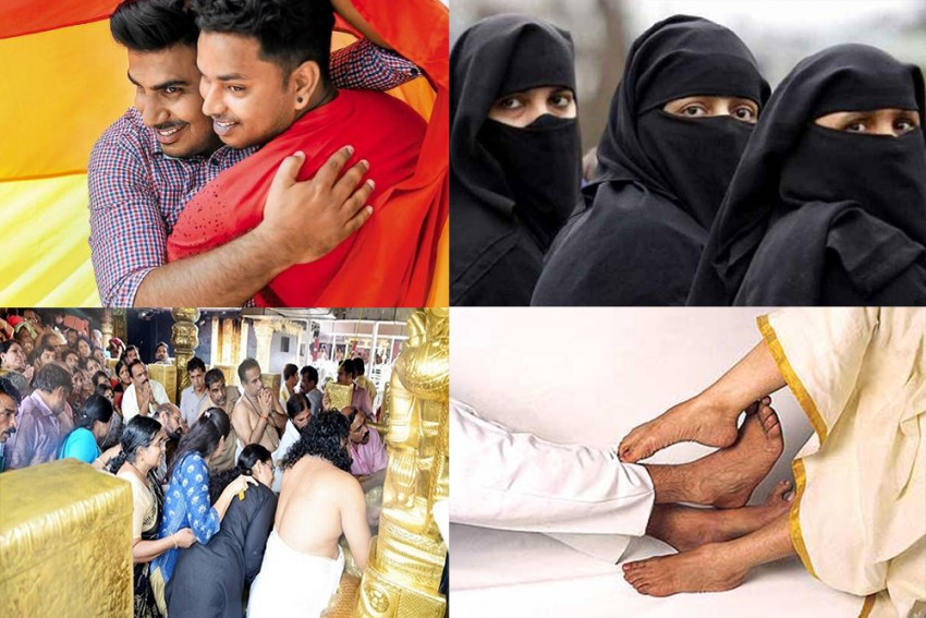 India- A Country Of Smug Adulterers, Proud Gays, Menstruating Devotees And Men Barred From Verbal Divorce
