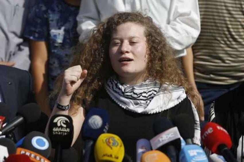 Israel Slams Real Madrid For Honouring Palestine Activist Ahed Tamimi