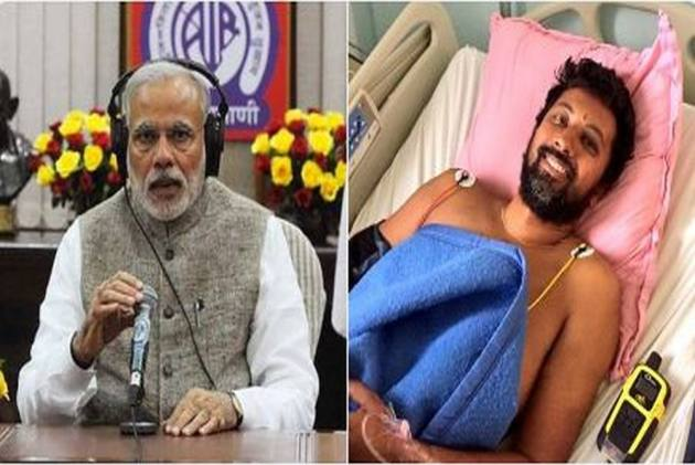 PM Modi Lauds Abhilash Tomy, Says His Is Resolve Is An Inspiration For Youth