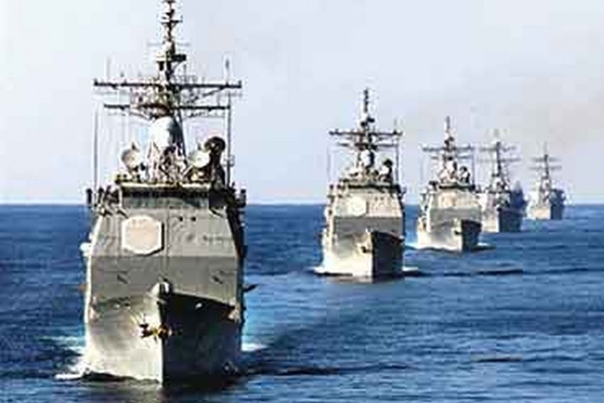 Indian Navy Urgently Needs 12 Minesweeper Ships, Currently Disposed Of With Only Two