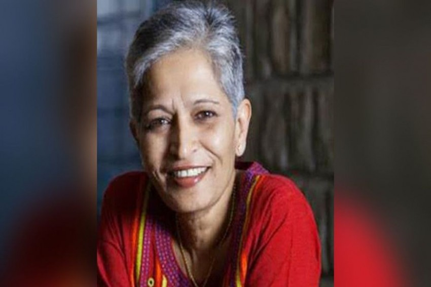 Waghmare Shot And Killed Gauri Lankesh, Confirms Forensic Lab Report