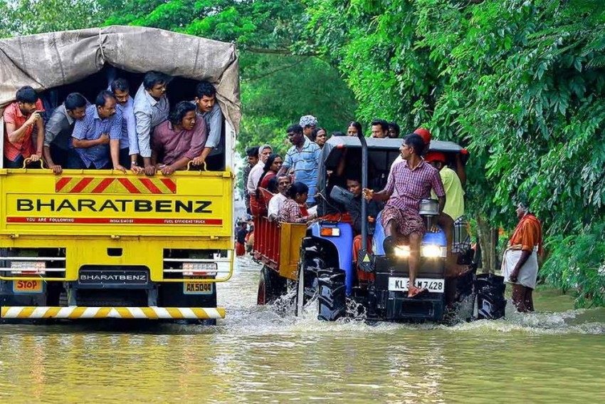 Kerala Floods: State Cancels All Functions For A Year
