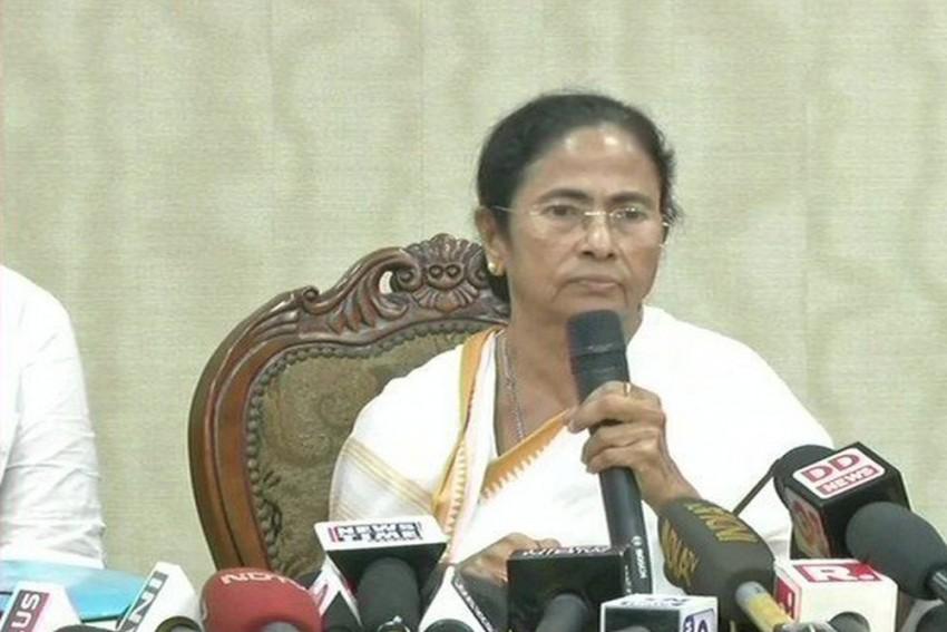 Want To Go Back Soon, But No Flights Available: Mamata Banerjee On Kolkata Bridge Collapse
