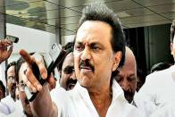Withdraw Case Against Woman For Shouting Anti-BJP Slogans: MK Stalin