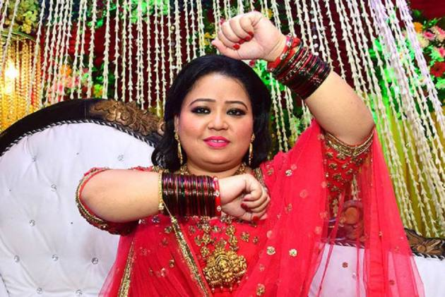 Comedian Bharti Singh Doesn t Want To Be Called Jhagra Queen