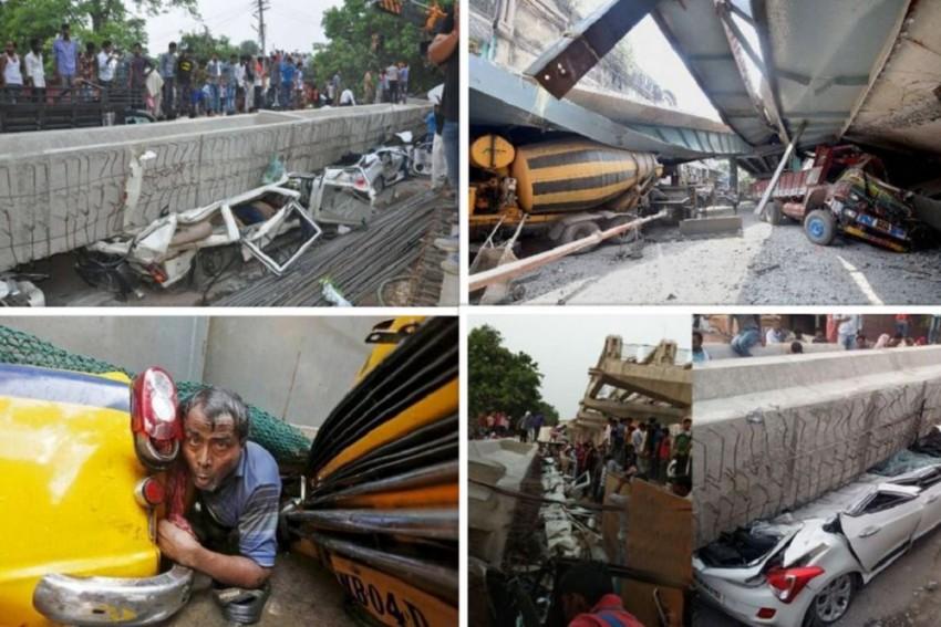 Bridge Collapse In South Kolkata: 10 Similar Tragedies That Rocked India