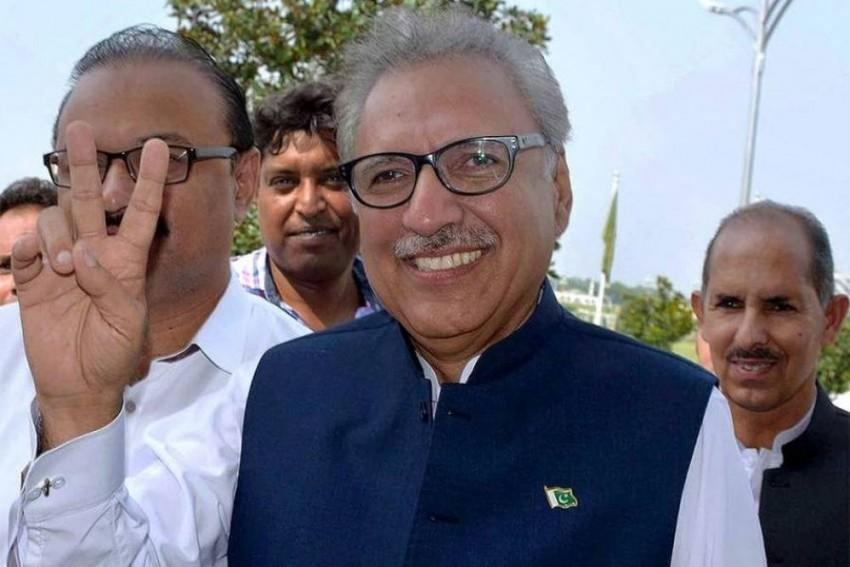 Pakistan's New President Arif Alvi Has India Connection