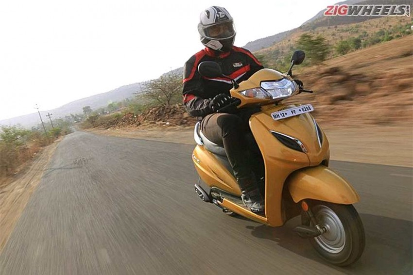 Honda Activa 5G vs Hero Maestro Edge: Spec Comparison
