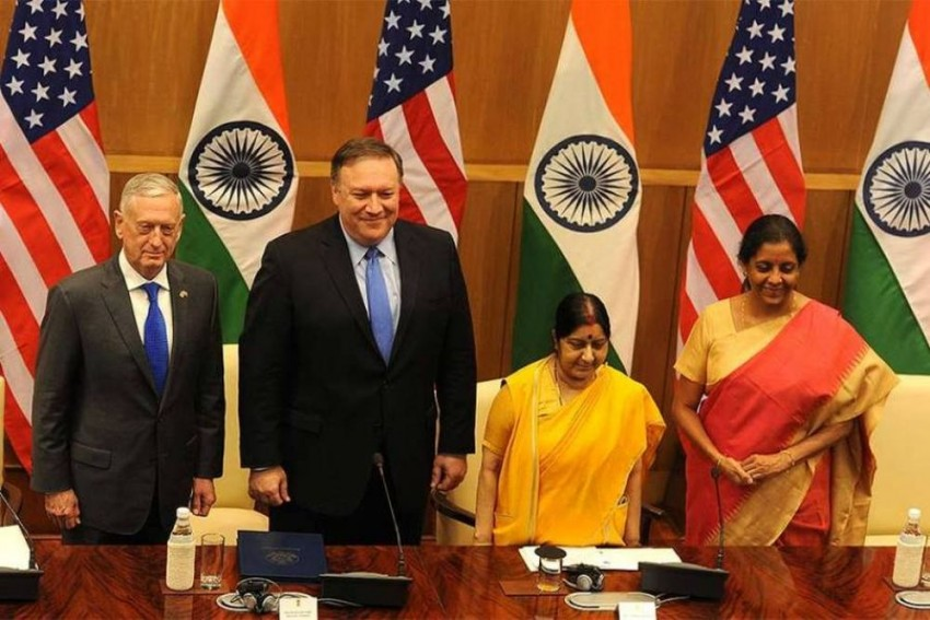 2+2 Dialogue: India, US Ask Pakistan To Act Against Terror Emanating From Its Soil
