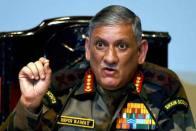 If Pakistan Stops Terrorism, India Will Act Like Neeraj Chopra: Gen Rawat