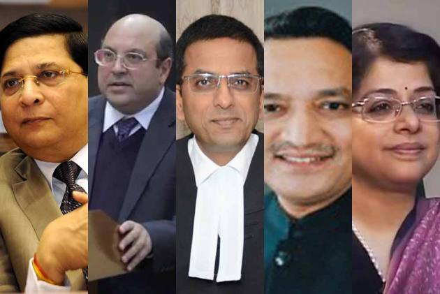Meet The 5 Supreme Court Judges Who Delivered Verdict On Section 377