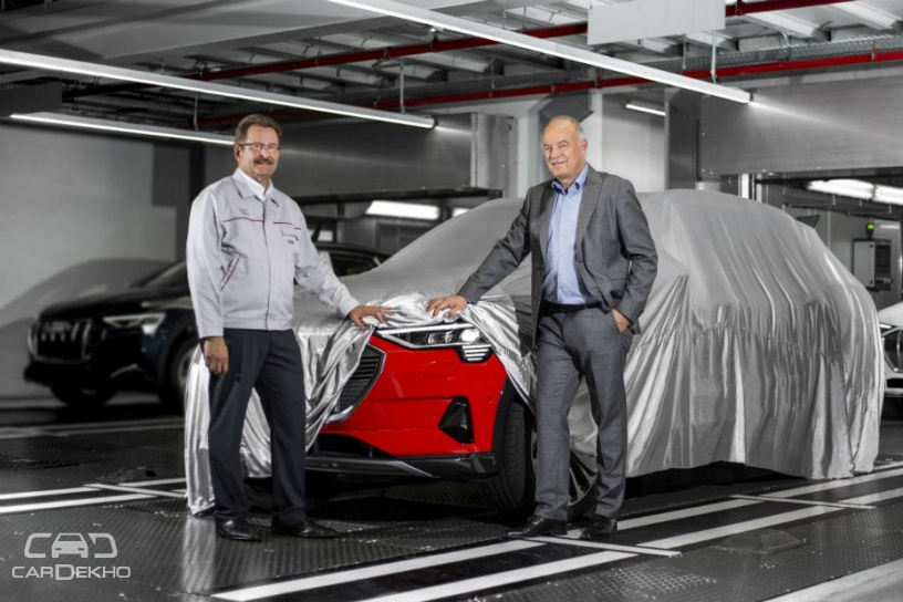 Audi e-tron Production Starts: Could Launch In India By 2020