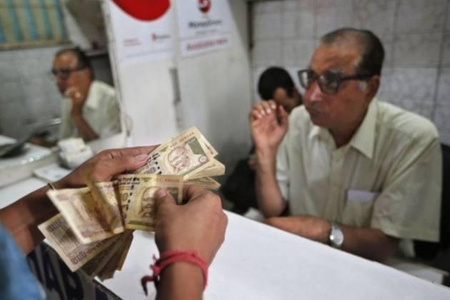 Rupee Slips 7 Paise Against US Dollar