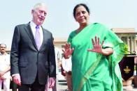 Ready To Discuss Anything With India: Mattis On Two-Plus-Two Dialogue