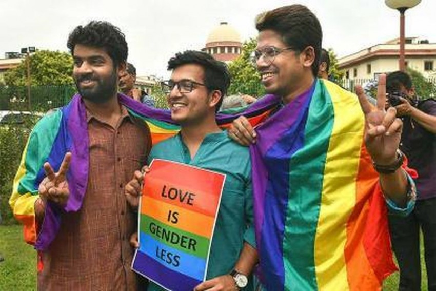 Supreme Court Says Fluidity In Love And Sex Is Natural; RSS Disagrees