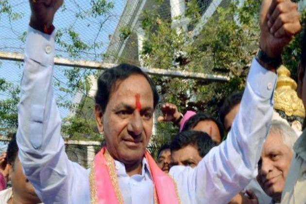 'Confident' KCR Goes Into Poll Mode, Says Will Win More Than 100 Seats