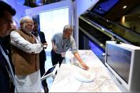 PM Modi Pitches For Investments in Electric Vehicles At Global Mobility Summit