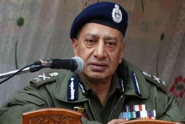 S.P. Vaid Removed As Jammu And Kashmir Police Chief