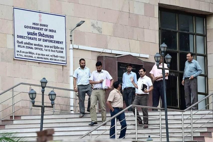 Religious Conversion: ED Raids In Delhi, UP In Alleged Money Laundering Case