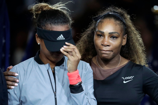 2018 US Open: Naomi Osaka Wins Grand Slam
