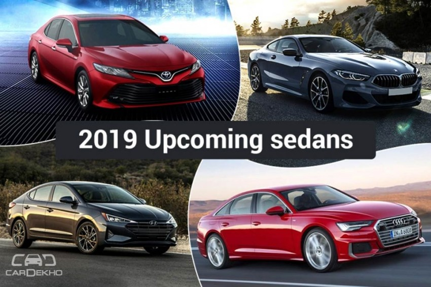 Upcoming Sedans In 2019: Honda Civic, Toyota Camry, BMW 3 Series & More Cars