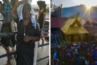 36-Year-Old Woman Claims To Have Entered Sabarimala