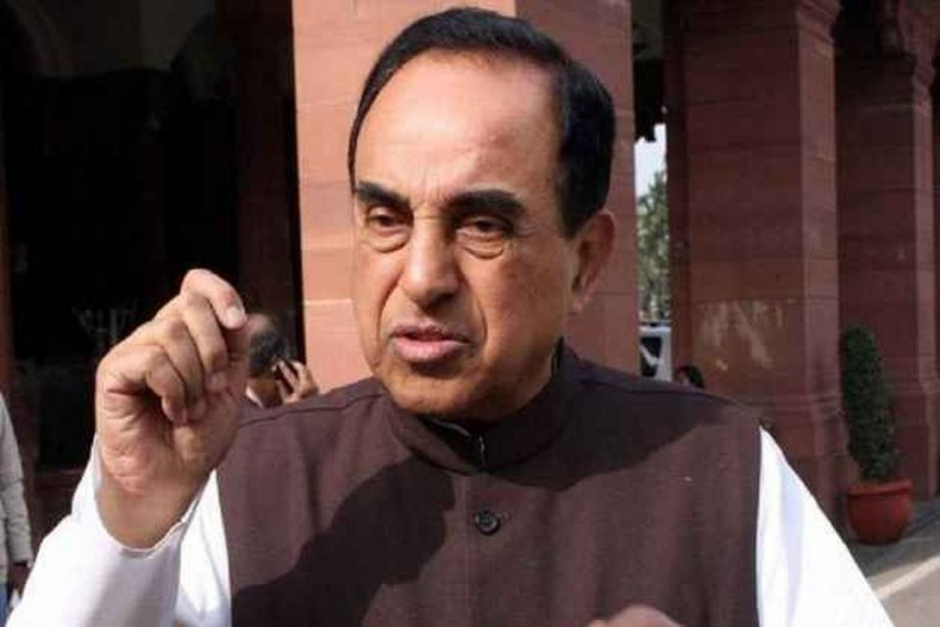 Govt Cannot Remove Alok Verma On The Basis Of CVC Report Without Hearing Him: Subramnaian Swamy