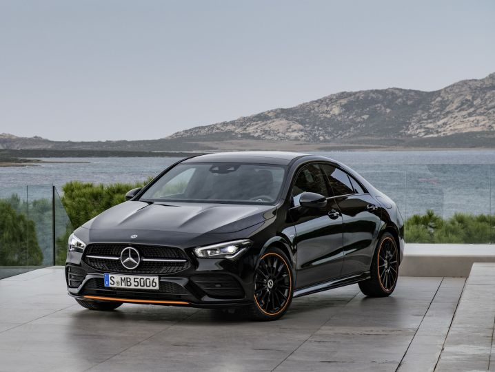 2019 Mercedes-Benz CLA Revealed - Gets New Interiors And A Tonne Of Tech