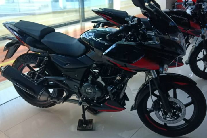 Bajaj Pulsar 220F Updated With ABS
