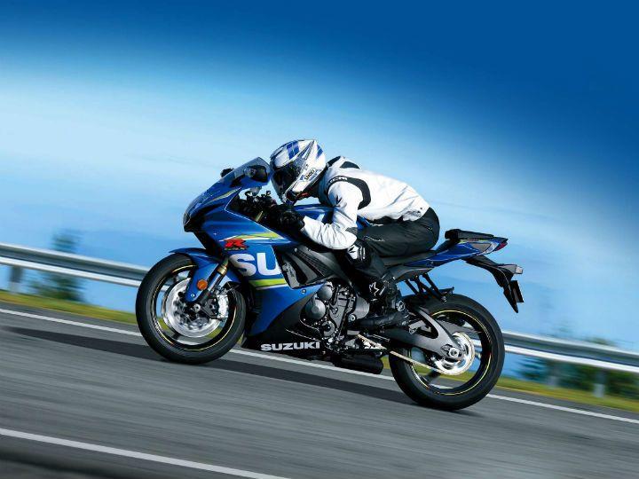 Suzuki GSX-R750 Is No More