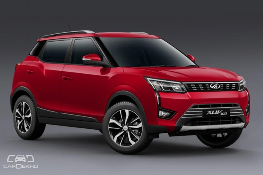 Mahindra XUV300 Bookings Open; Variants, Engine Details, More Features Revealed