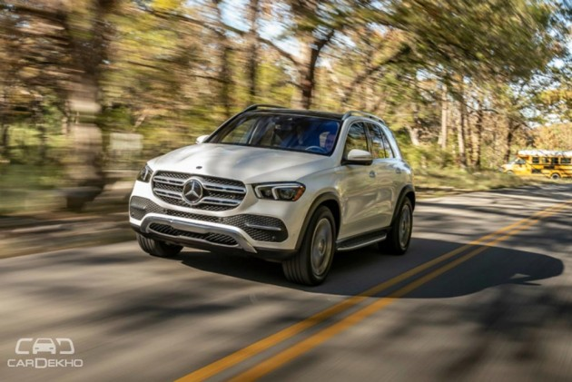Confirmed: New Mercedes-Benz GLE Set To Launch In 2019