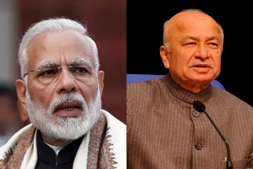 'Is It Democracy or Dictatorship': Sushil Kumar Shinde Compares PM Modi With Hitler